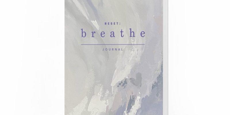 RESET:BREATHE JOURNAL